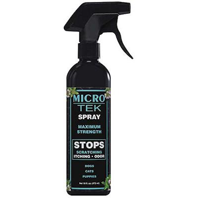 EQyss Micro-Tek Pet Spray Florida Dog Grooming