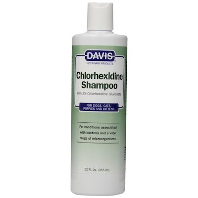 Davis Chlorhexidine Pet Shampoo Florida Dog Grooming
