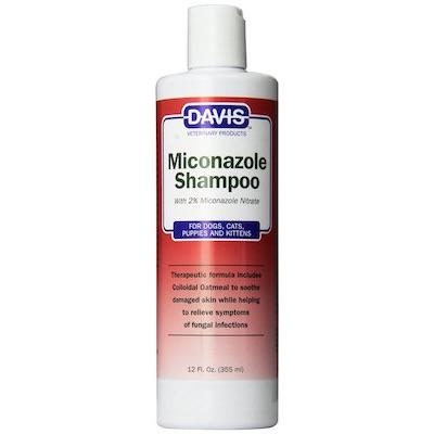 Davis Miconazole Pet Shampoo Florida Dog Grooming