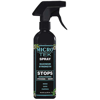 EQyss Micro-Tek Pet Spray Florida Dog Grooming