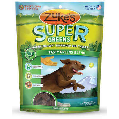 Zuke's Supers Nutritious Soft Superfood Dog Treats Florida Dog Grooming